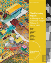 Enduring Vision Volume 2 Concise 7e
