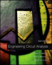Engineering Circuit Analysis with Replacement CD-ROM