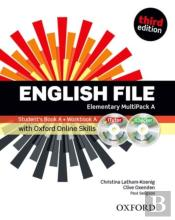 English File: Elementary: Multipack A With Oxford Online Skills