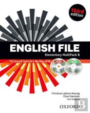 English File: Elementary: Multipack B With Itutor And Ichecker