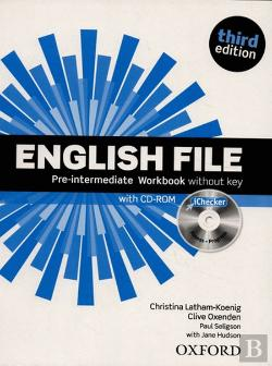 Bertrand.pt - English File - Pre-intermediate - Workbook with IChecker Without Key