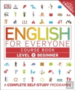 Bertrand.pt - English For Everyone Course Book Level 1 Beginner