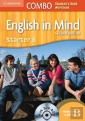 English In Mind Starter Combo B With Dvd-Rom