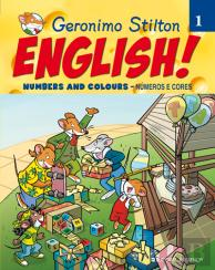 English! Numbers and Colours - Números e Cores