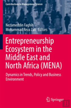 Bertrand.pt - Entrepreneurship Ecosystem In The Middle East And North Africa (Mena)
