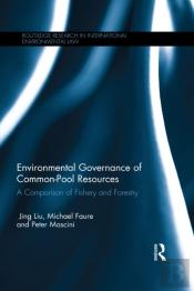 Environmental Governance And Common Pool Resources