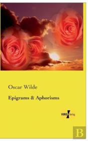 Epigrams And Aphorisms