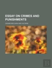 Essay On Crimes And Punishments
