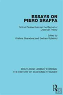 Bertrand.pt - Essays On Piero Sraffa
