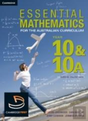 Essential Mathematics For The Australian Curriculum Year 10 And 10a