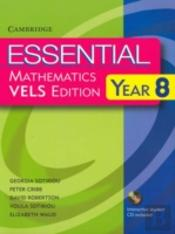 Essential Mathematics Vels Edition Year 8 Pack With Student Book, Student Cd And Homework Book