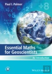 Essential Maths For Geoscientists