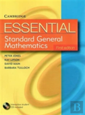 Essential Standard General Maths First Edition With Student Cd-Rom