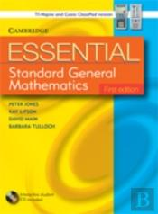 Essential Standard General Maths First Edition With Student Cd-Rom Tin/Cp Version