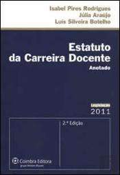 Estatuto da Carreira Docente - Anotado