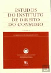 Estudos do Instituto de Direito do Consumo - Volume II