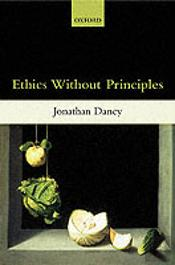 Ethics Without Principles