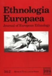 Ethnologia Europaeamulticultures And Cities