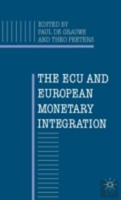 European Currency Unit And European Monetary Integration