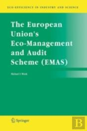 European Union'S Eco-Management And Audit Scheme Emas
