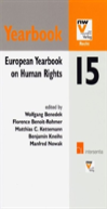 European Yearbook On Human Rights 15