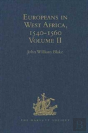 Europeans In West Africa, 1540-1560