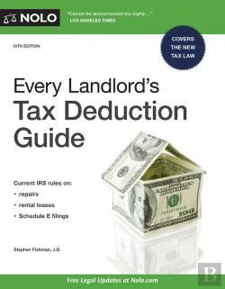 Bertrand.pt - Every Landlord'S Tax Deduction Guide