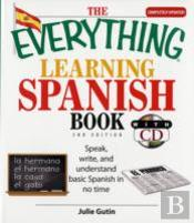 'Everything' Learning Spanish Book