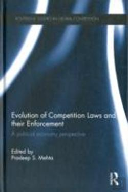 Bertrand.pt - Evolution Of Competition Laws And Their Enforcement