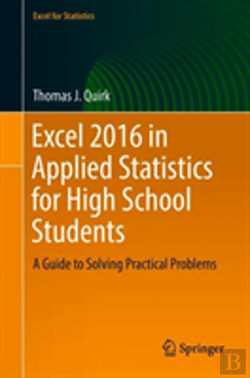 Bertrand.pt - Excel 2016 In Applied Statistics For High School Students
