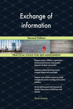 Bertrand.pt - Exchange Of Information Second Edition