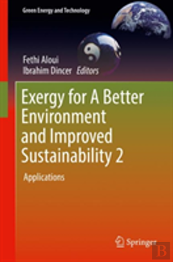 Bertrand.pt - Exergy For A Better Environment And Improved Sustainability, Volume 2