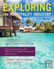 Exploring The Hospitality Industry Management And Plus Myhospitalitylab With Pearson Etext -- Access Card Package
