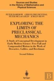 Exploring The Limits Of Preclassical Mechanics