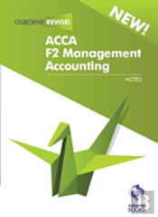 F2 Management Accounting