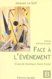 Face A L'Evenement