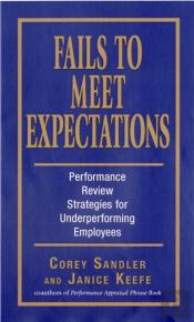 Fails To Meet Expectations