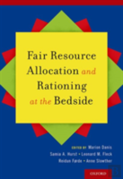 Bertrand.pt - Fair Resource Allocation And Rationing At The Bedside