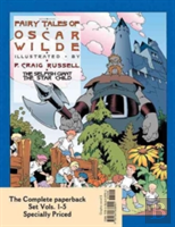 Fairy Tales Of Oscar Wilde The Complete