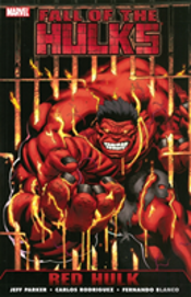Fall Of The Hulks Red Hulk
