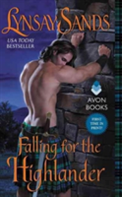Falling For Highlander Pb