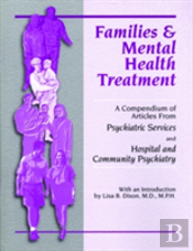 Families And Mental Health Treatment