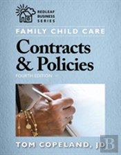 Family Child Care Contracts & Policies
