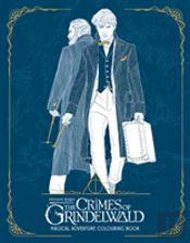 Fantastic Beasts: The Crimes Of Grindelwald - Magical Adventure Colouring Book