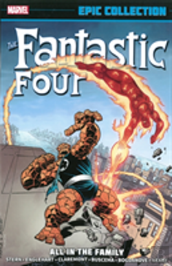 Bertrand.pt - Fantastic Four Epic Collection: All In The Family