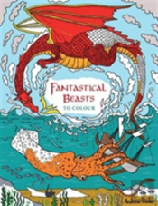 Fantastical Beasts To Colour