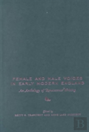 Female And Male Voices In Early Modern England
