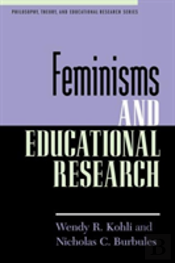 Feminisms Amp Educational Researpb