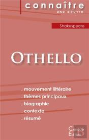 Fiche De Lecture Othello De Shakespeare Analyse Litteraire De Reference Et Resum
