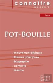 Fiche De Lecture Pot Bouille De Emile Zola Analyse Litteraire De Reference Et Re